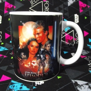 Buy Ceramic Mug Star Wars Episode 2 Cup merchandise collectibles