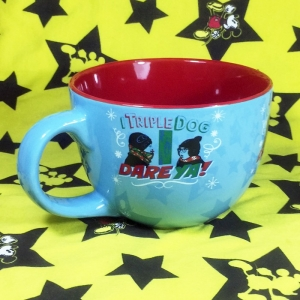 Buy Mug I Triple Dog Dare You! Total Drama Cup merchandise collectibles