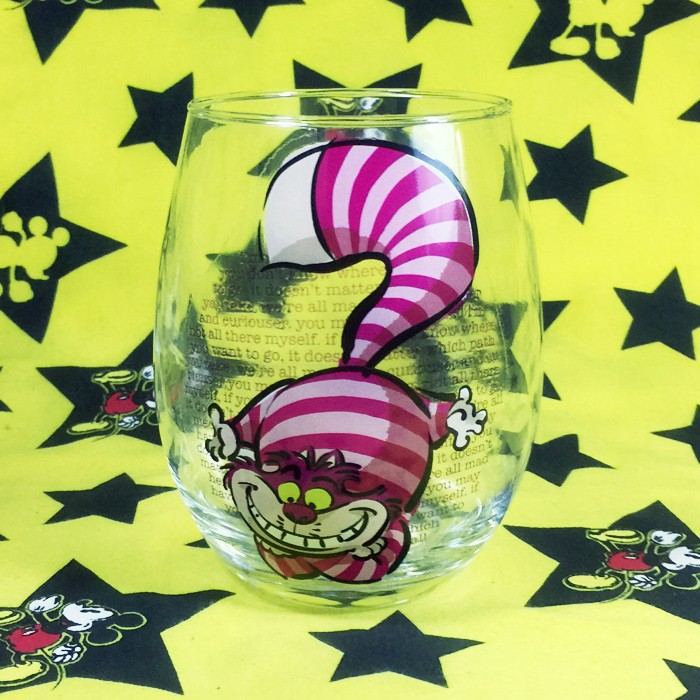 Buy Whiskey Glass Cheshire Cat Alice in Wonderland Cup Merchandise collectibles