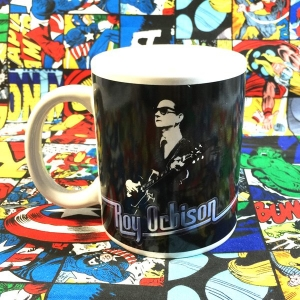 Buy Ceramic Mug Roy Orbison Cup merchandise collectibles