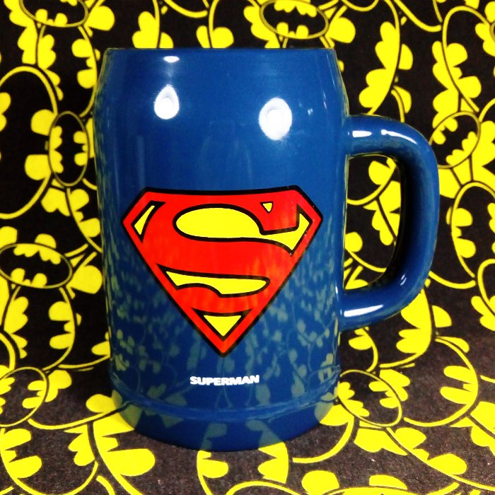 Buy Big Cup Superman DC Logo Cup merchandise collectibles