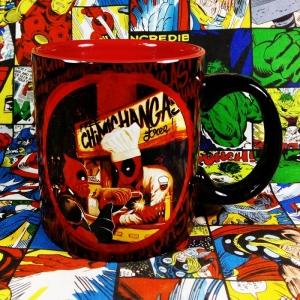Buy Mug Chimichanga Deadpool Comics Cup