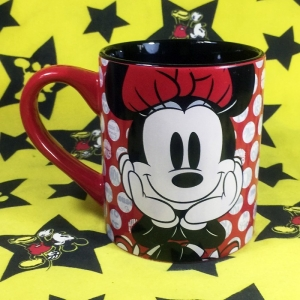 Buy Ceramic Mug Minnie Mouse Disney Cup merchandise collectibles