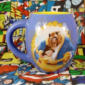 Buy Ceramic Mug Beauty and the Beast Cup