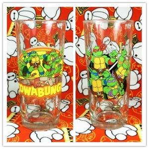 Buy Glassware Cowabunga TMNT Ninja Turtles Cup merchandise collectibles