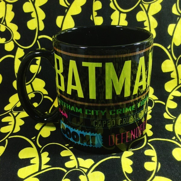 Buy Mug Batman Logo Signs Classic Series Cup merchandise collectibles