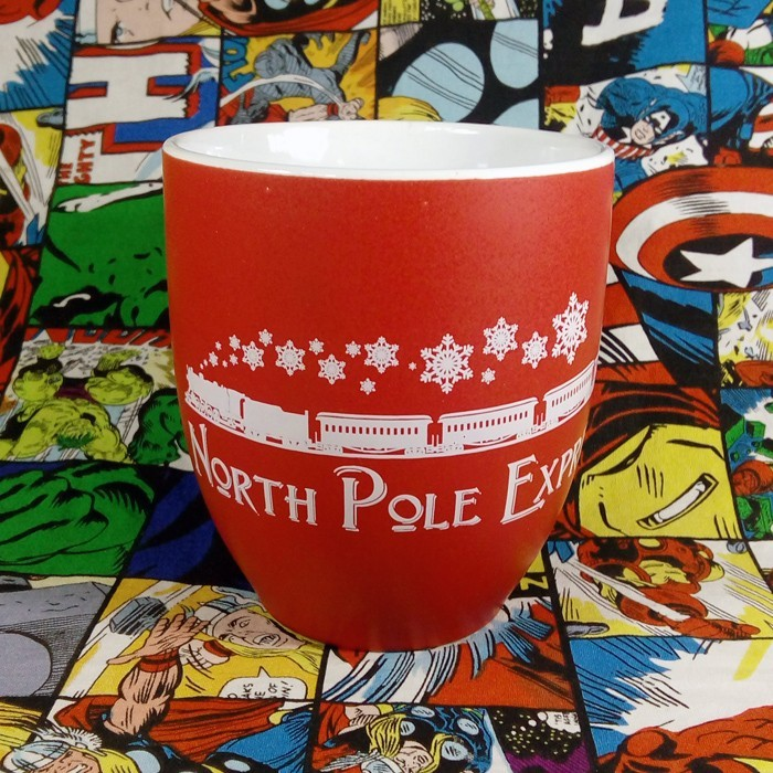 Buy Mug Christmas gift North Pole Express Cup merchandise collectibles