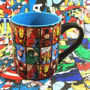 Buy Ceramic Mug Avengers Classic Comics Arts Marvel Cup merchandise collectibles