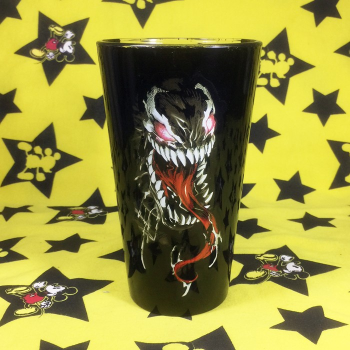 Buy Glassware Venom Symbiote 2018 Cup merchandise collectibles