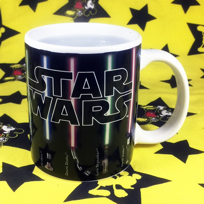 Buy Ceramic Mug Laser Saber Star Wars Cup merchandise collectibles