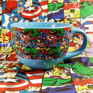 Buy Ceramic Mug Classic Avengers Marvel Pattern Cup merchandise collectibles