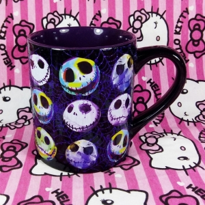 Buy Mug Laser Jack Nightmare before Christmas Cup merchandise collectibles