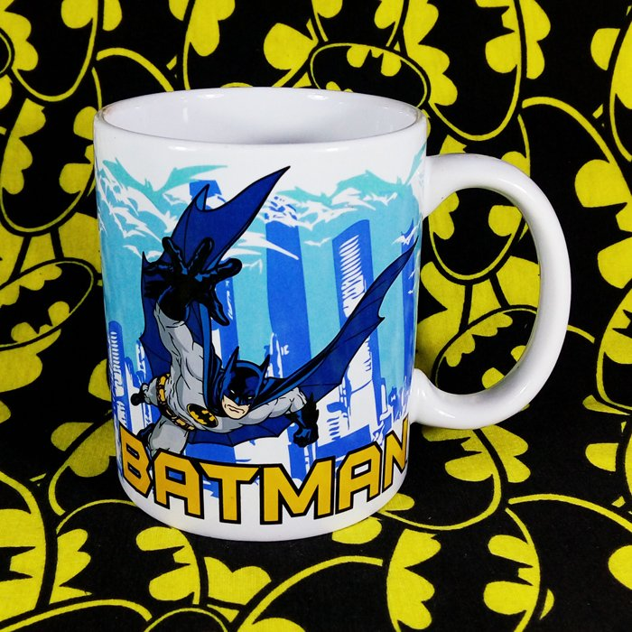 Buy Ceramic Mug Batman Comics series Cup merchandise collectibles