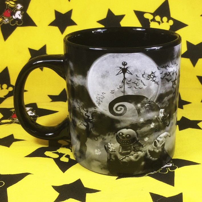 Buy Ceramic Mug Nightmare before Christmas Cup merchandise collectibles