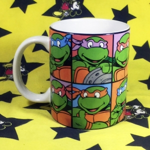 Buy Ceramic Mug TMNT Mutant Ninja Turtles Cup