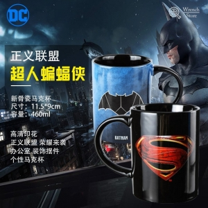 Buy Mug Mugs Set Batman Vs superman Dawn of Justice Cup merchandise collectibles