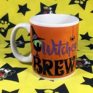 Buy Ceramic Mug Witches Brew Helloween Cup merchandise collectibles