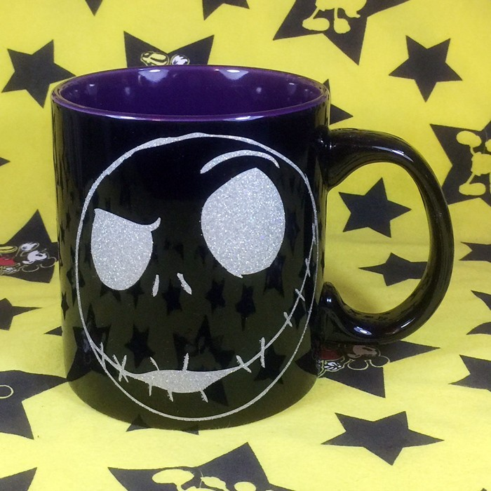 Buy Dark Mug Jack Skellington Tim Burton Cup