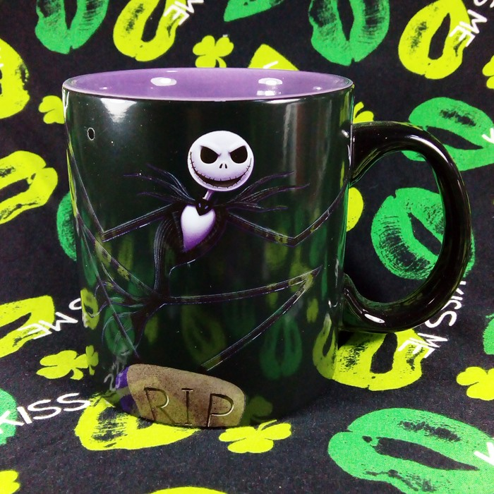 Buy Ceramic Mug jack skellington Burton Cartoon Cup