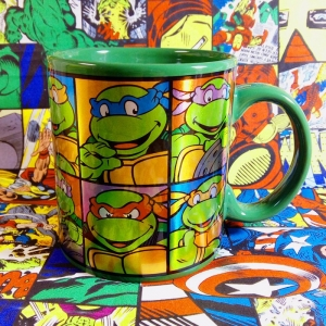 Buy Mug TMNT Mutant Ninja Turtles Cup