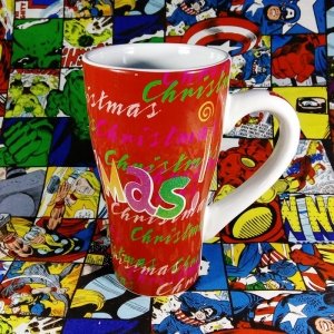 Buy Ceramic Mug Christmas Gift present Cup merchandise collectibles