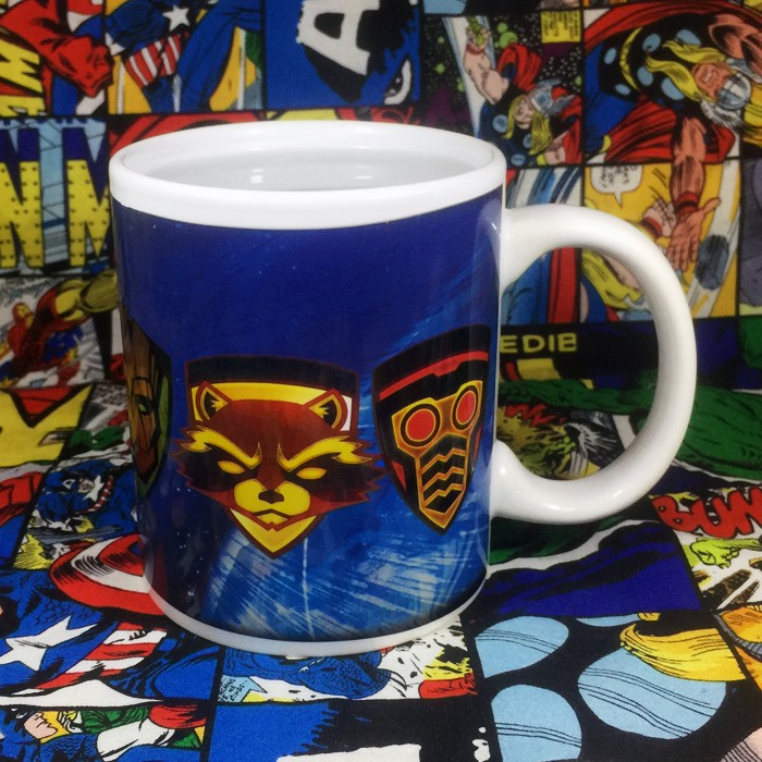 Buy Ceramic Mug Guardians of The Galaxy Cup merchandise collectibles