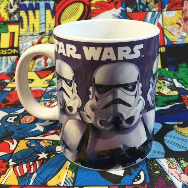 Buy Ceramic Mug Star Wars Stormtroopers Cup merchandise collectibles