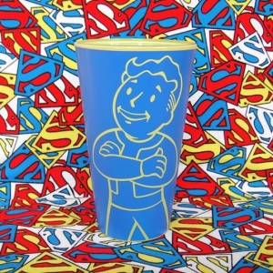 Buy Glassware Fallout VaultBoy Vault Boy Cup merchandise collectibles