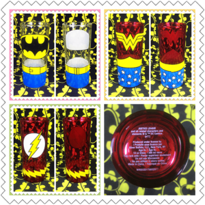 Buy Glasswarees Set DC Classic Batman WW Flash Cup merchandise collectibles