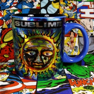 Collectibles Ceramic Mug Sublime Band Music Cup