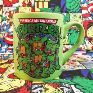 Buy Ceramic Mug TMNT Mutants Ninja Turtles Cup merchandise collectibles