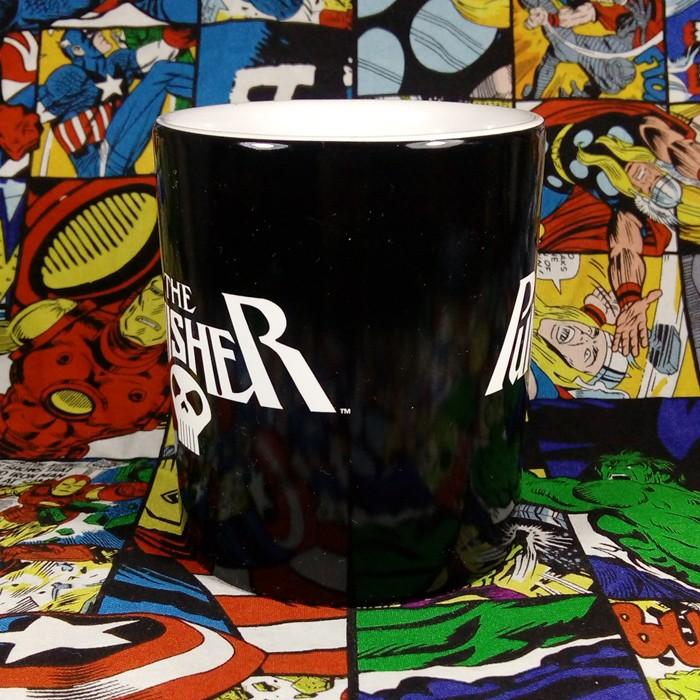 Buy Ceramic Mug Punisher Logo Cup merchandise collectibles