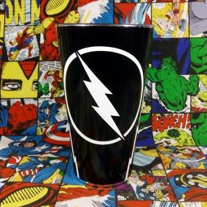 Buy Glassware Black Light Flash DC Comics Zoom Cup merchandise collectibles