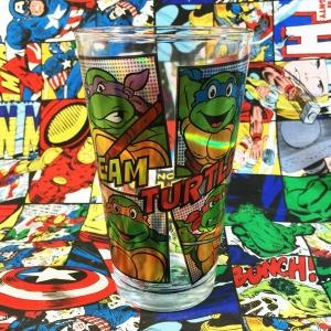 Buy Glassware TMNT Teenage Mutant Ninja Turles Cup merchandise collectibles