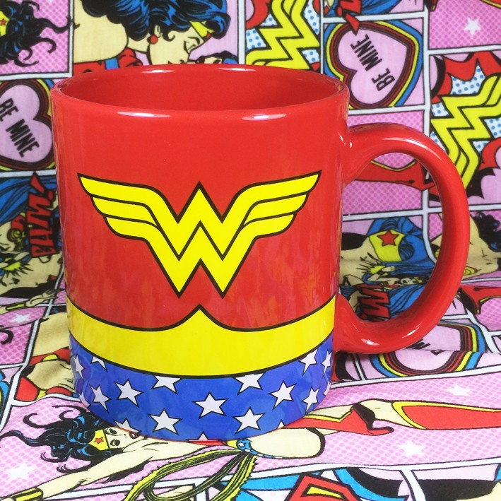 Buy Ceramic Mug Classic Costume Wonder Woman Cup