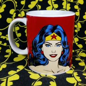 Buy Ceramic Mug Diana Prince Wonder Woman Cup merchandise collectibles