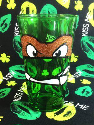 Buy Glassware TMNT Ninja Turtles Mickey Cup