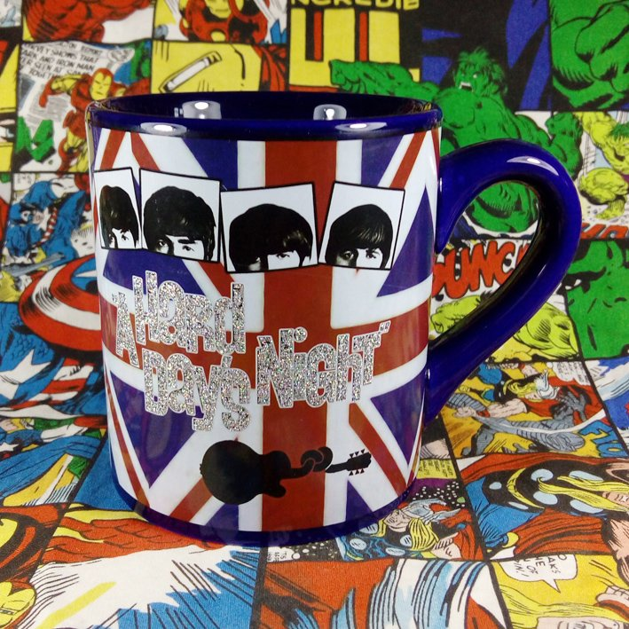 Buy Ceramic Mug British Beatles Britain Cup merchandise collectibles