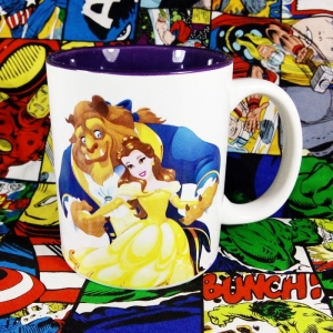 Buy Ceramic Mug Beauty and The Beast Cup merchandise collectibles