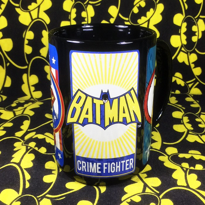 Buy Ceramic Mug Justice League Classic Cup merchandise collectibles
