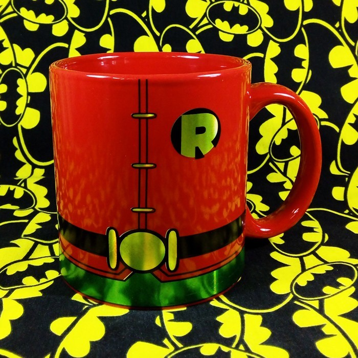 Buy Ceramic Mug Robin DC Comics Universe Cup merchandise collectibles