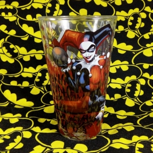 Buy Glassware Harley Quinn Classic Costume Cup merchandise collectibles