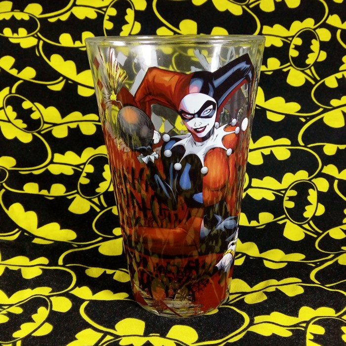 Buy Glassware Harley Quinn Classic Costume Cup