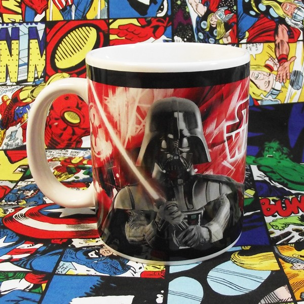 Buy Ceramic Mug Darth Vader Sith Lord star wars Cup merchandise collectibles