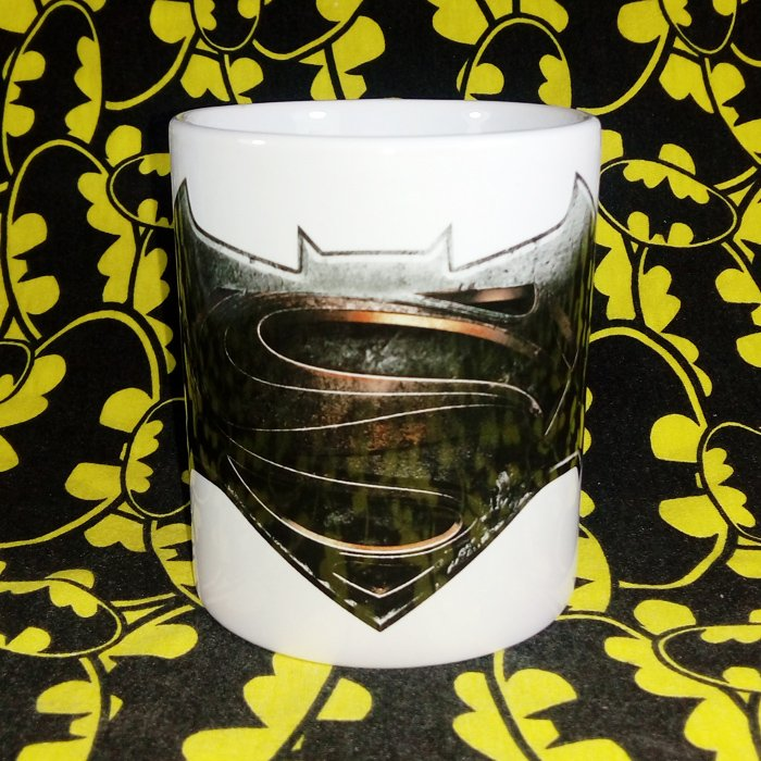 Buy Ceramic Mug Batman VS Superman Justice Cup