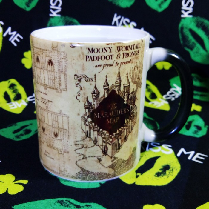 Buy Ceramic Mug Harry Potter Marauders Map Cup merchandise collectibles