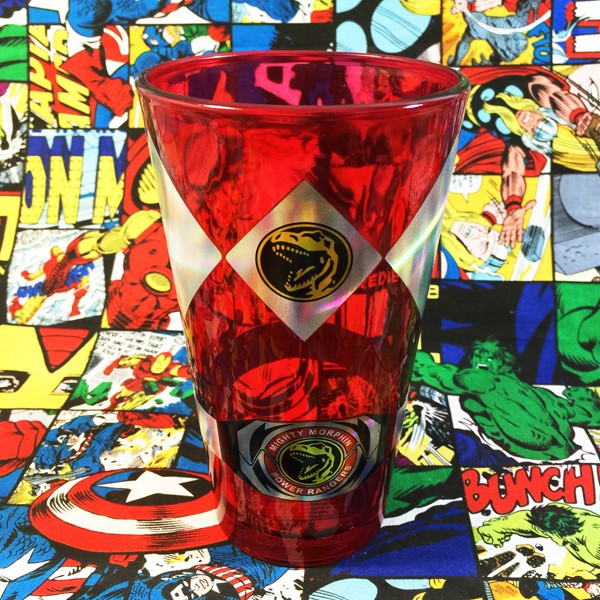 Buy Glassware Red Power Ranger Rangers Cup