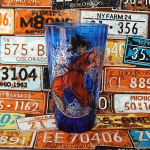 Buy Glassware Dragon Ball Z Anime Glass Merchandise collectibles
