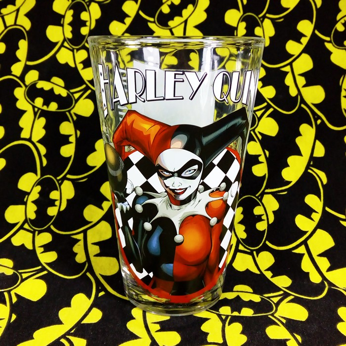 Buy Glassware Harley Quinn DC Character Cup