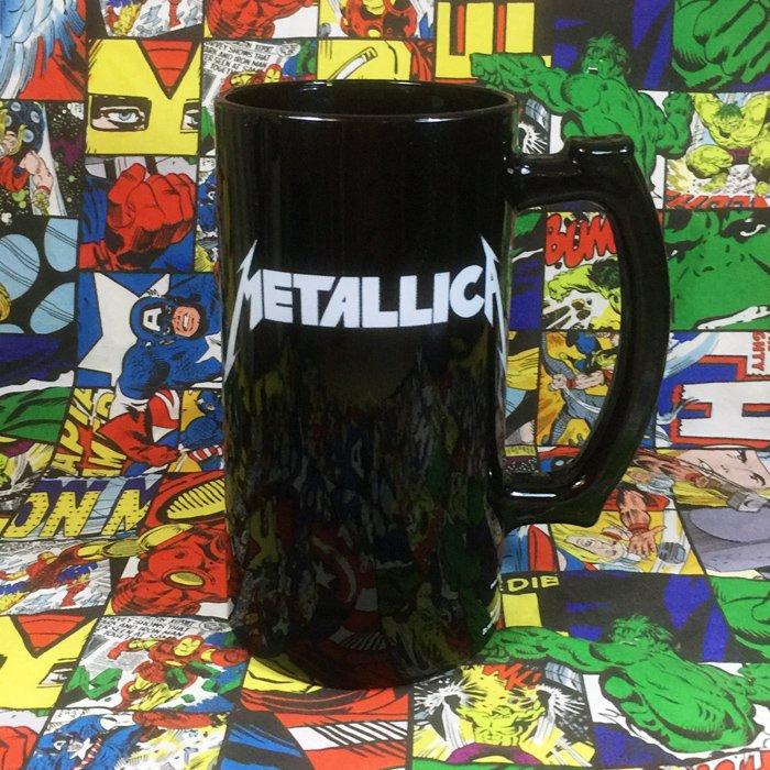 Buy Ceramic Mug Metallica Band Big Beer Cup